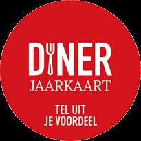 Diner Jaarkaart